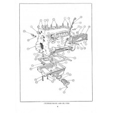 Allis-Chalmers ED-40 Parts Manual