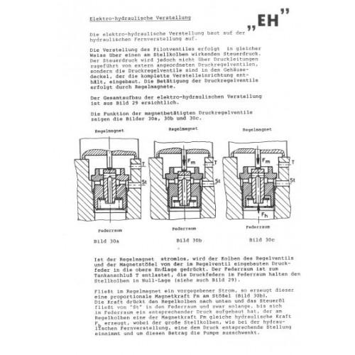 Atlas AR41B - AR51B - AR51BE - AR61B Electro - Hydraulic system ...