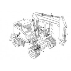 Atlas 1204 Serie 129 Parts Manual