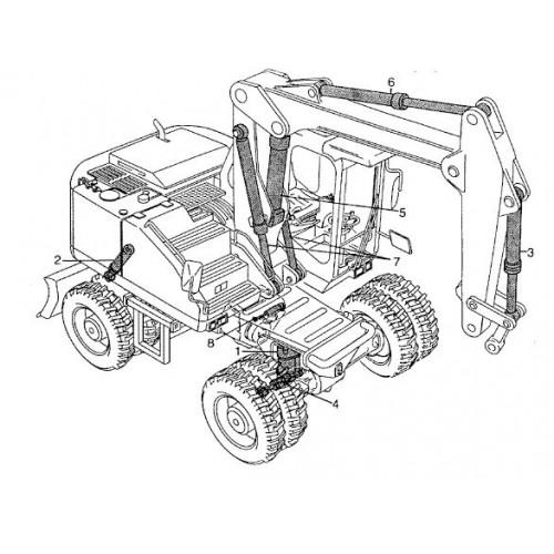 atlas 1304 serie 135 parts manual 2 rh tractorboek com 1304 Order Online Guest Book 1304 Order Online Guest Book