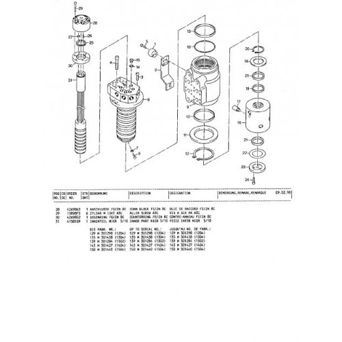 atlas 1304 serie 135 parts manual 2 rh tractorboek com Valium 1304 Start Guestbook CFR 1304