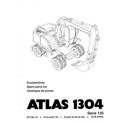 atlas 1304 serie 135 parts manual 3 rh tractorboek com Rubbermaid Garbage Carts 1304 Utility Rubbermaid Garbage Carts 1304 Utility
