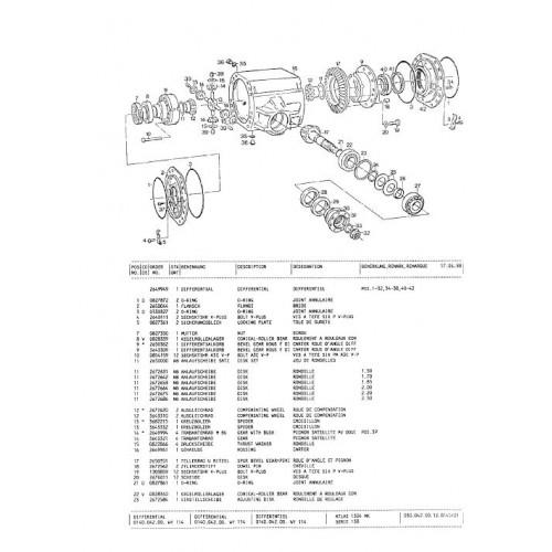 atlas 1304 k serie 138 parts manual rh tractorboek com Rubbermaid Garbage Carts 1304 Utility 1304 Order Online Guest Book