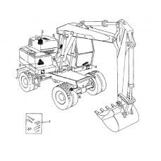 Atlas 1304 Serie 136 Parts Manual
