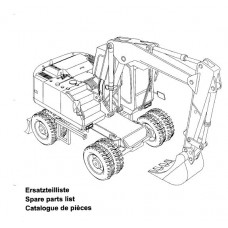Atlas 1404 Serie 143 Parts Manual - 2