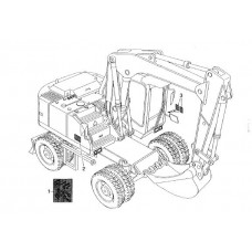 Atlas 1504 Serie 150 Parts Manual