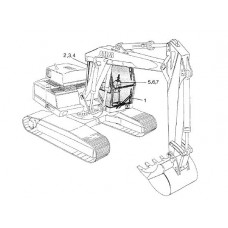 Atlas 1404 R Parts Manual - 2