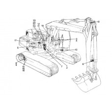 Atlas 1604 R Parts Manual