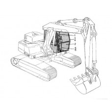 Atlas 1604 R Parts Manual - 2
