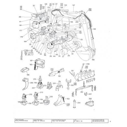 Atlas Ab 1302 E Zw Parts Manual