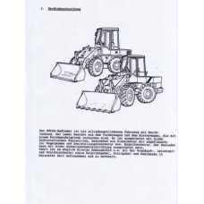 Atlas AR 46E -  AR 53E - AR 62E - AR 72E Operators Manual