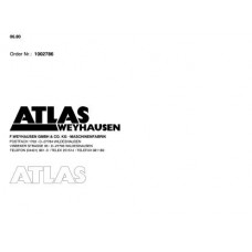 Atlas AR51B Operators Manual