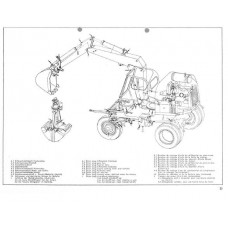 Atlas AB 1200 Parts Manual