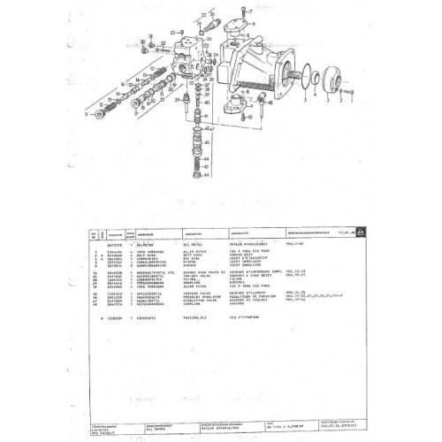 Atlas AB 1102D Parts Manual