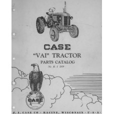 Case VAI Parts Manual