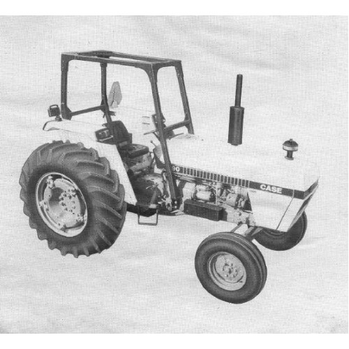 case international david brown 1290 1390 parts manual rh tractorboek com David Brown 990 Diesel Tractor David Brown Tractors On eBay