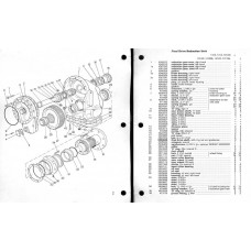Case International David Brown 1410 - 1412 Parts Manual
