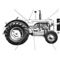 Case 500 Series Diesel Tractor and Engine Six Cylinder Workshop Manual