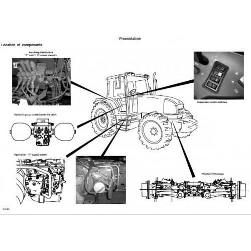 claas ares 546 556 566 616 626 636 696 workshop manual rh tractorboek com claas ares workshop manual Atlas Greek God