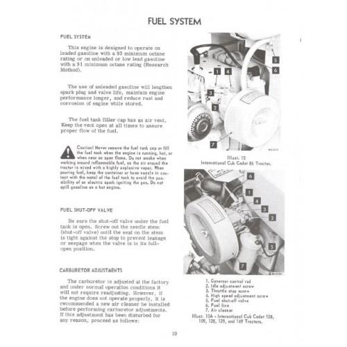 Cub Cadet 129 Manual Pdf