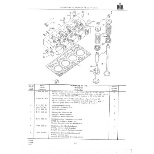 d 206 d 239 diesel engine parts manual international d 206 d 239 diesel engine parts manual