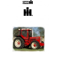 International Case IH 743 XL - 745 XL Workshop Manual