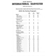 International 684 - 784 - Hydro 84 Workshop Manual