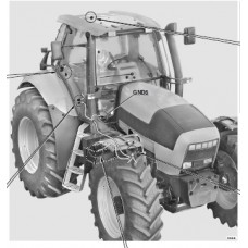 Deutz Fahr Agrotron 215 - 265 Workshop Manual