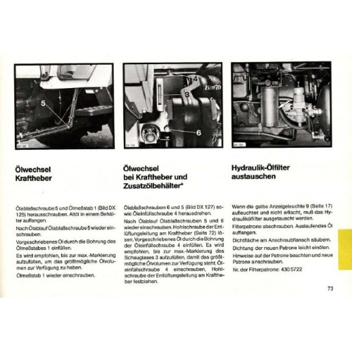 deutz dx85 dx90 dx110 dx120 operators manual rh tractorboek com Deutz Engine Parts Manual Deutz Diesel Parts List