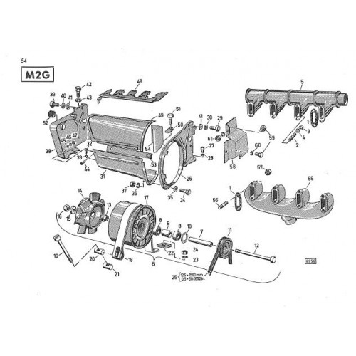 allis chalmers d17 wiring diagram