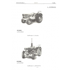 Deutz D5006 - D50 06 Workshop Manual