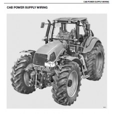 Deutz Fahr Agrotron 230 - 260 MK3 Workshop Manual