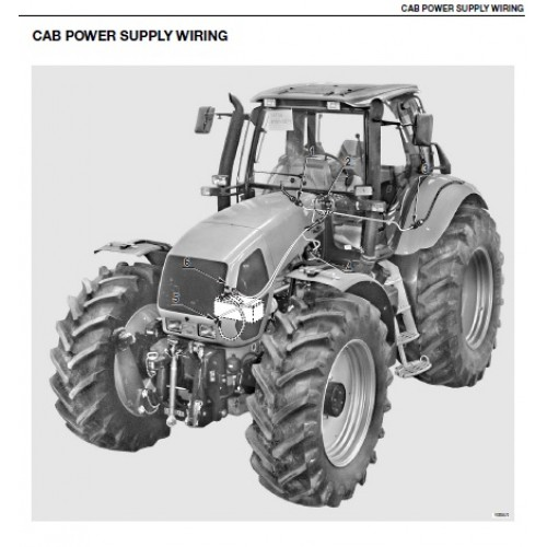 DEUTZ FAHR - Trucks, Tractor & Forklift PDF Manual