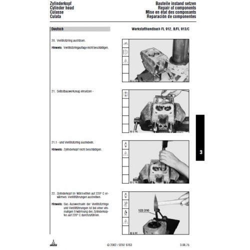 deutz fahr diesel engine 912 913 series fl912 fl913 bfl913 rh tractorboek com Deutz 912 Ignition Wiring Deutz 912 Engine