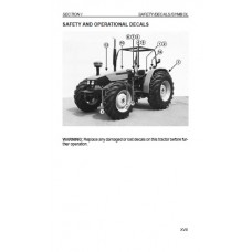 Deutz Fahr Agrolux 80 - 90 Operating Manual
