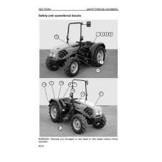 Deutz Fahr Agrolux F50 - F60 - F70 - F80 Operating Manual