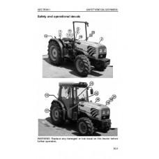 Deutz Fahr Agroplus S70 - S75 - S90 - S100 Operating Manual