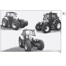 Deutz Fahr Agrotron 90 - 100 - 110 Operating Manual