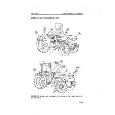 Deutz Fahr Agrocompact 70F3 - F75 - F90 - F100 Operators Manual