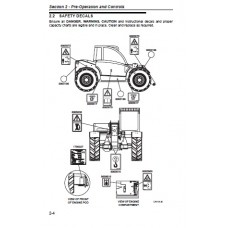 Deutz Fahr Agrovector 26.6 - 26.6LP - 30.7 Operating Manual