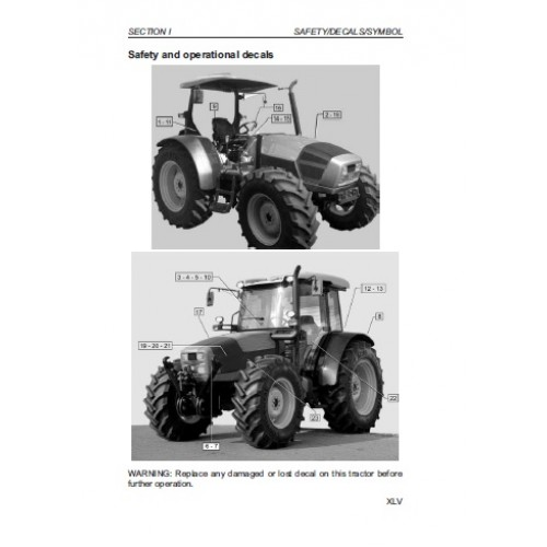 Df Deutz Fahr Agrofarm Gs Manual X