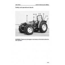 Deutz Fahr Agrolux 60 - 70 - F60 - F70 - F80 Operators Manual
