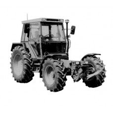 Fendt 350 GT - 370 GT - 370 GTA -  380 GTA Operators Manual