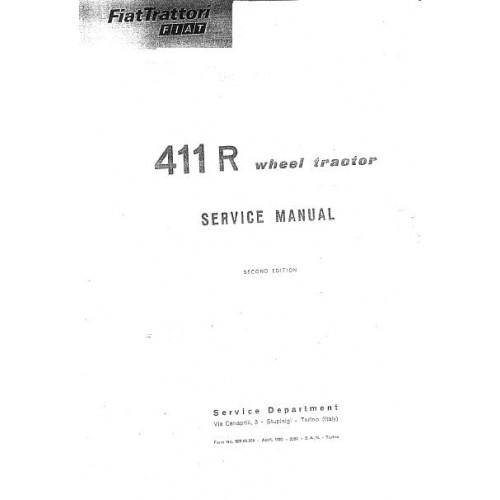 fiat 411r workshop manual rh tractorboek com fiat 411r tractor manual fiat 411r user manual
