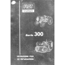 Fiat 300 Series Workshop Manual