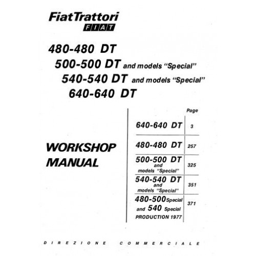 special workshop pdf manual fiat