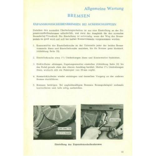 fordson super major operators manual pdf