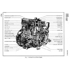 Fordson Major - Super Major - Power Major Engine Workshop Manual