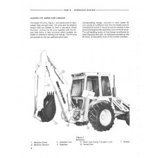 Ford 550 - 555 Workshop Manual