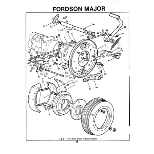 Fordson Super Major Manual